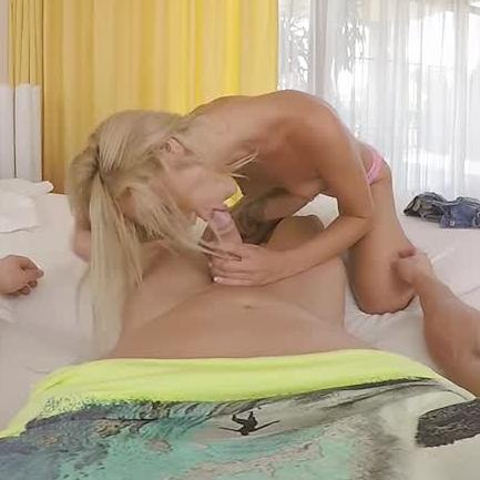Anal Creampie from Yours Truly Katrin